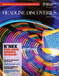Headline Discoveries 2011 Issue 1