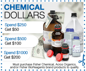 Earn up to $200 in Chemical Bucks