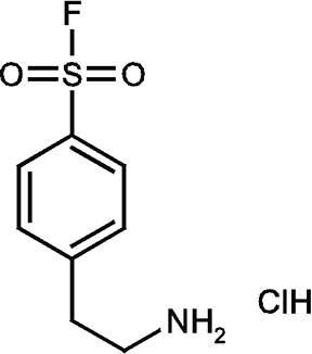 4-(2-Aminoethyl)benzenesulfonyl Fluoride HCl (White Powder ...