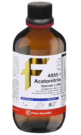 Acetonitrile Optima Lc Ms Fisher Chemical Chemicals