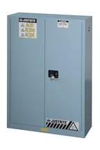 Justrite™ 45 Gallon Sure Grip™ EX Corrosives/Acid Steel Safety Cabinet ...